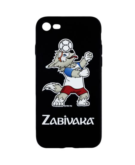 Чехол для iPhone 2018 FIFA WCR Zabivaka 1 для Apple iPhone 7/8